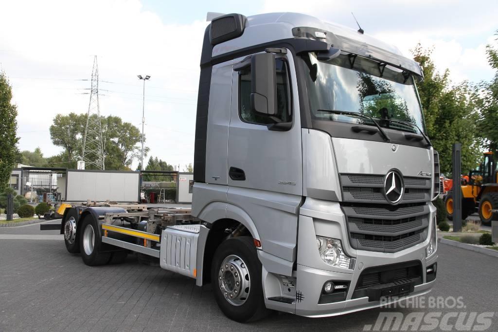 Mercedes-Benz ACTROS 2645 E6 BDF MP4 CHASSIS