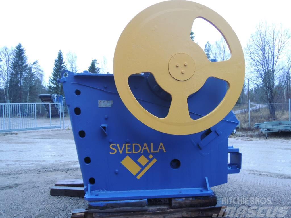 Svedala Sandvik käftkross 1206HD