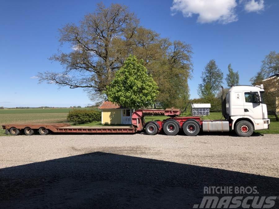 Scania R144/HAFO
