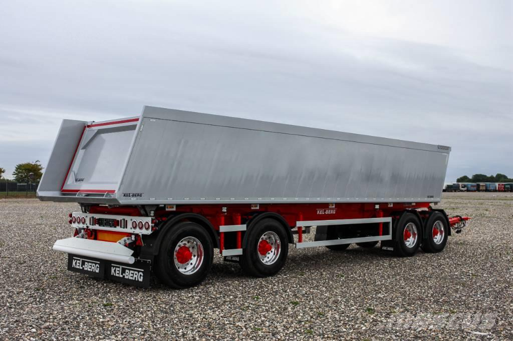 Kel-Berg T 560 K - 60 tonn togvekt