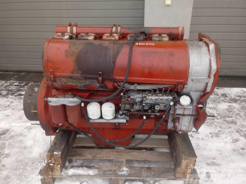 Deutz Magirus BL5F 5 Cylindrów Engine Motor