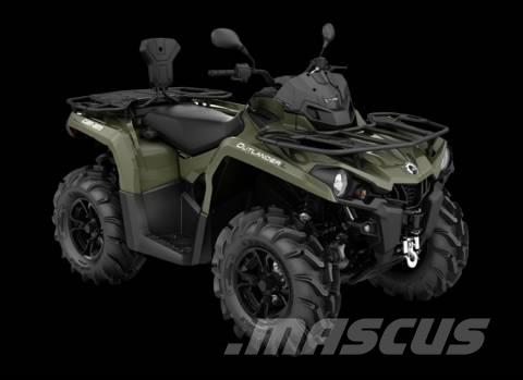 Can-am Outlander PRO 450 T3
