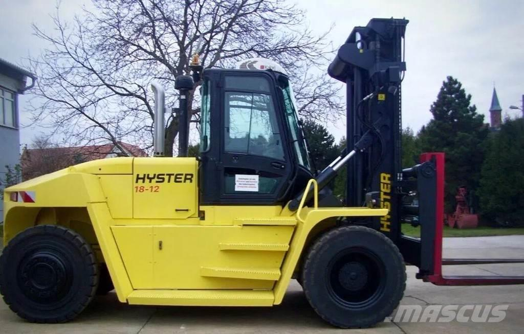 Hyster H18XM-12