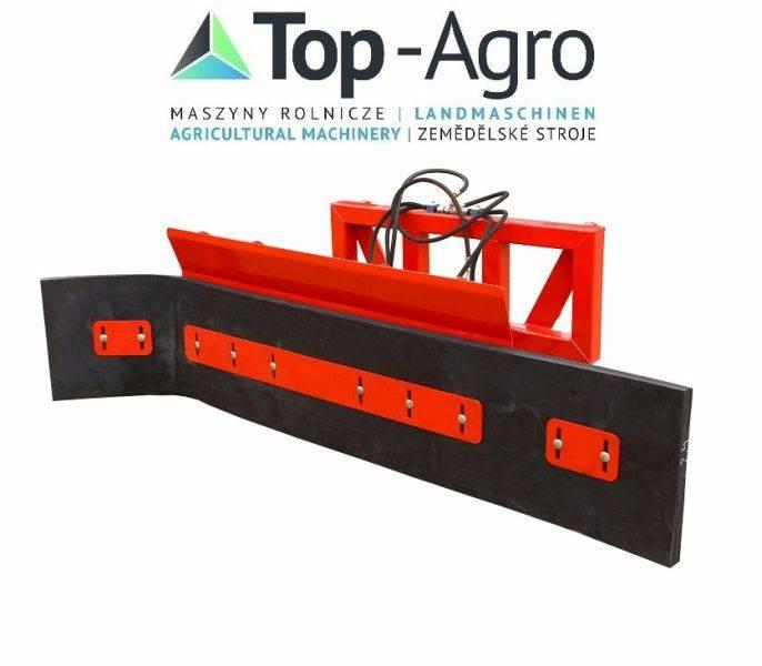 Top-Agro Hydraulic manure screaper 1,5m, Direct !
