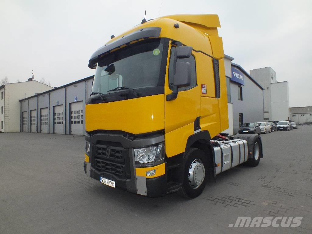Renault Gama T 440KM 2016, OptiBREAK+, Leasing 103%