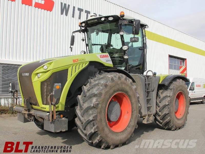 CLAAS Xerion 4000 Trac VC