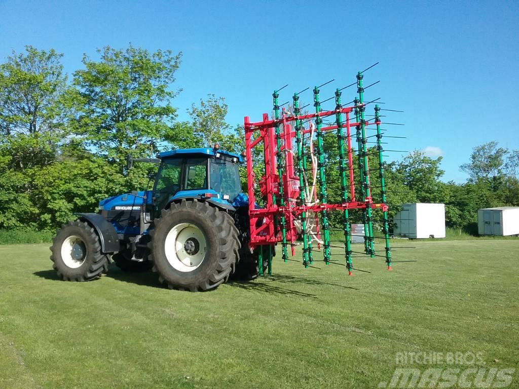 Agro-Masz Halmharve BM 75