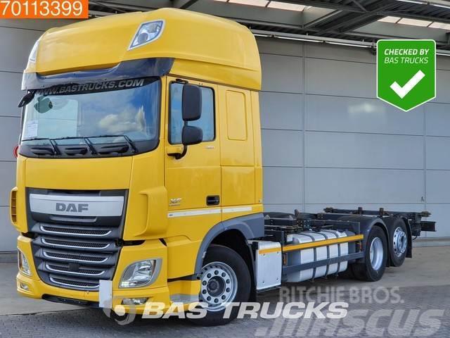 DAF XF 460 6X2 SSC ACC Liftachse Intarder Euro 6