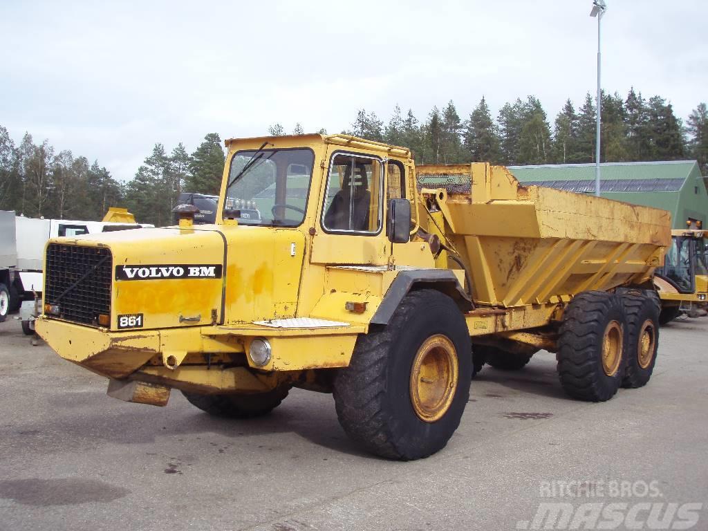 Volvo BM 861 6+6