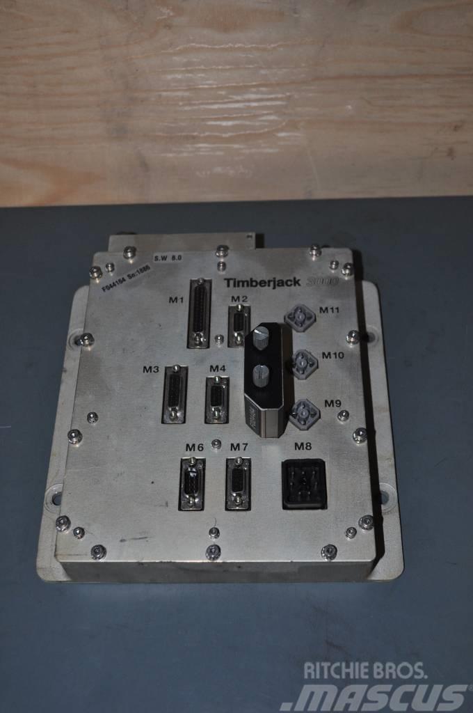Timberjack 1270B F044164 Moduł sterowania