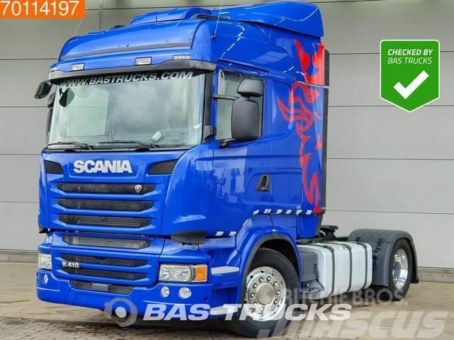 Scania R410 4X2 Retarder Standklima 3-Pedals Euro 6