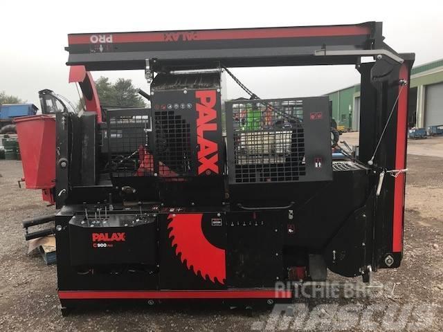Palax C900 Pro Firewood Processor