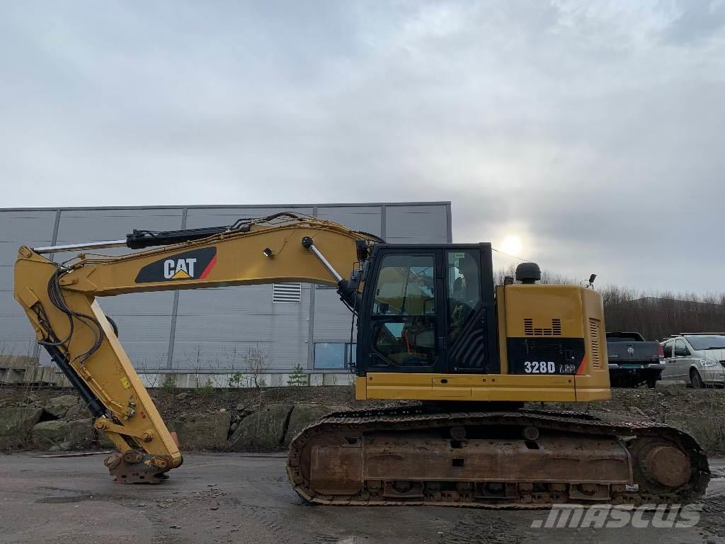 Caterpillar 328 D LCR