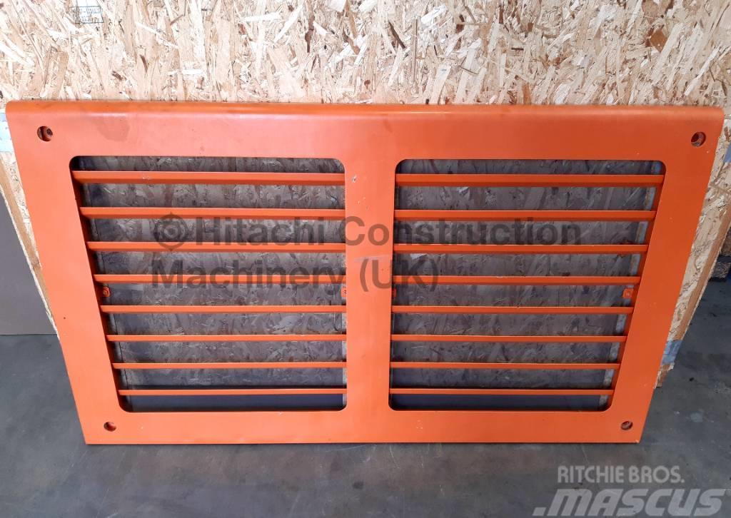Hitachi ZX470-5 Cooler Pack Door