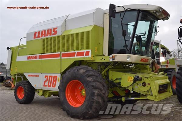 CLAAS DO 208 Mega II