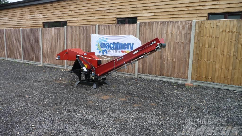 Remet CNC BRANCH LOGGER  R120 + Conveyor