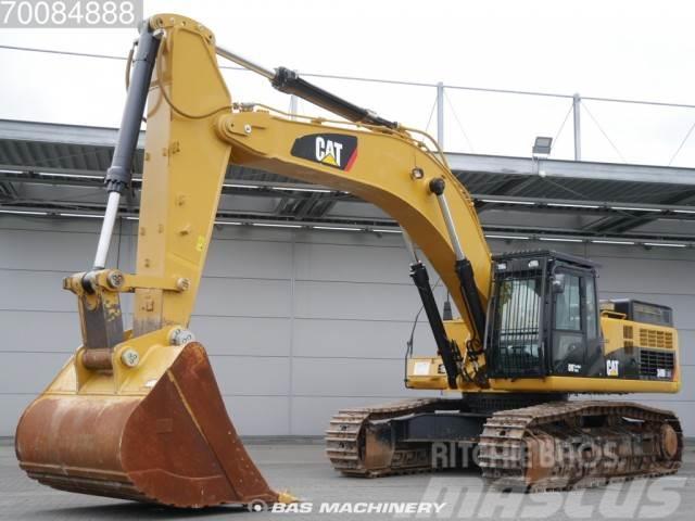 Caterpillar 349 DLME Track Undercarriage 70% -- EX CCU machine