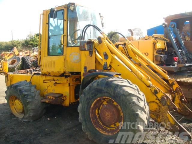 JCB 414S dismantling only