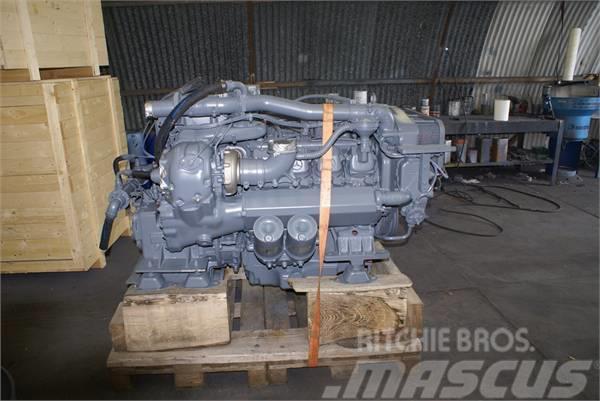 Mtu 12v183 Parts Manual