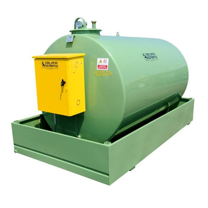 Emiliana Serbatoi Tank Fuel 3000