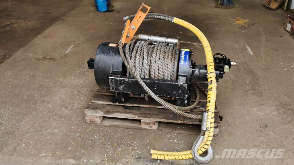Champion Hydraulic winch 30 ton