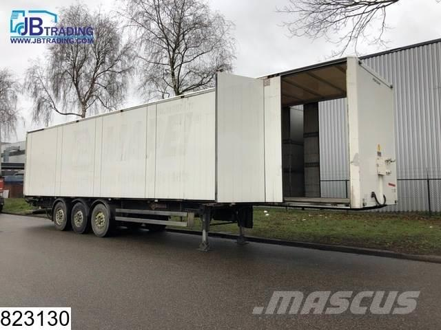 Samro gesloten bak Closed body with L + R side doors, Di