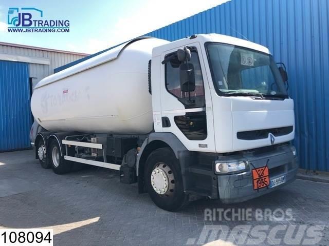 Renault Premium 320 6x2, 28818 liter LPG gas tank 25 Bar,