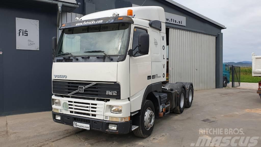 Volvo FH12 420 6X4 tractor unit