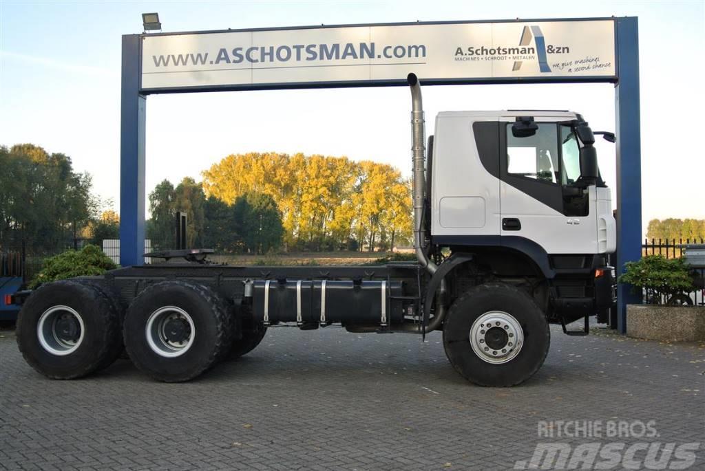 Iveco Trakker 420  6x6