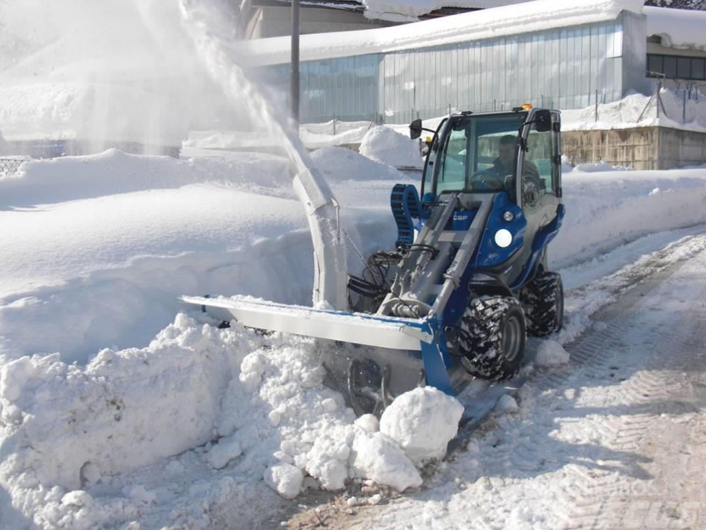 Multione snow blower