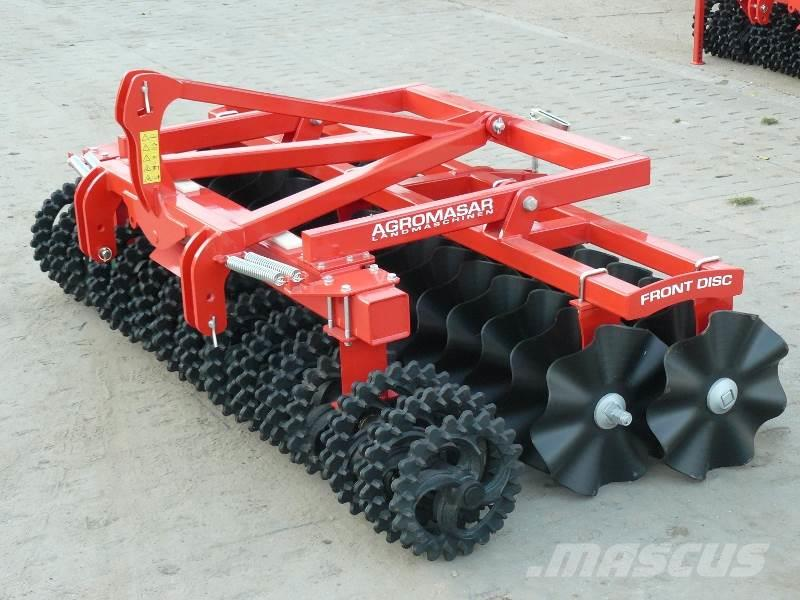 Agromasar FRONT DISC 250, 300, 400, 450