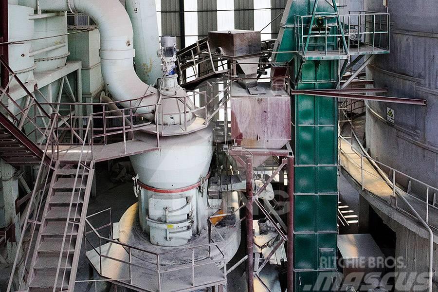 Liming 15 т /ч Мельничная линия для переработки кальцит