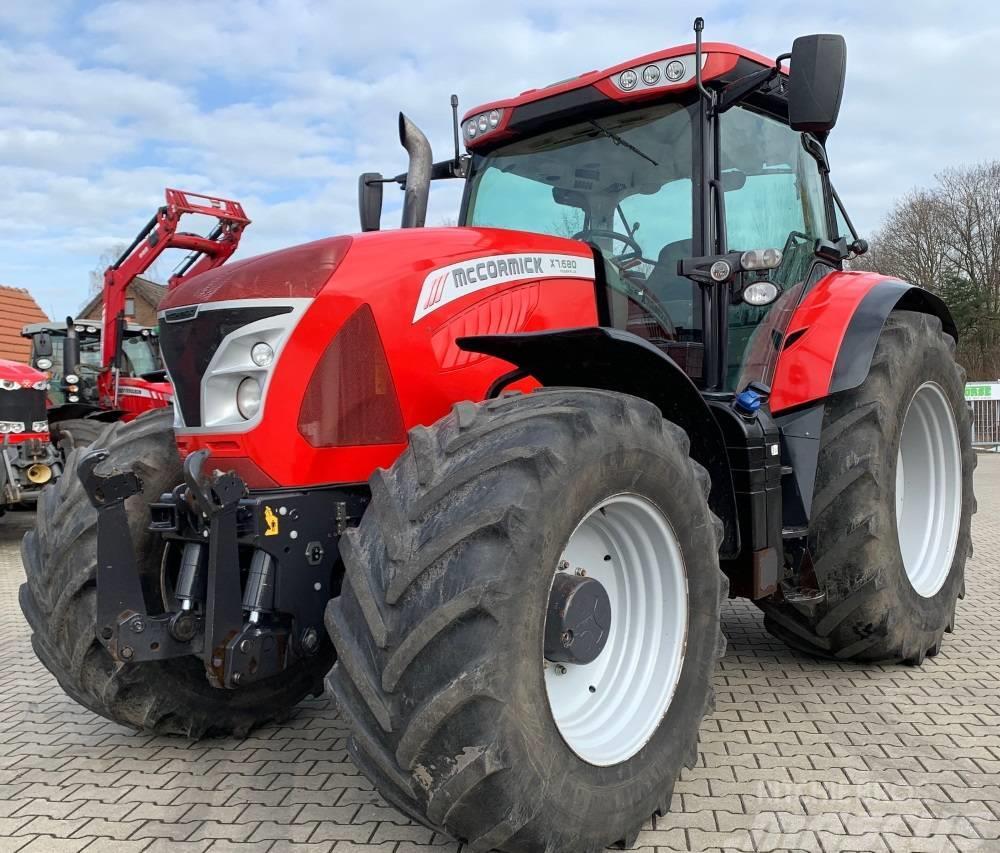 McCormick X7.680 Power Plus Traktor