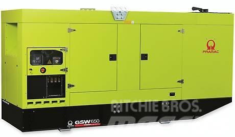 Pramac GSW650V VOLVO 650 KVA  SNSP1141