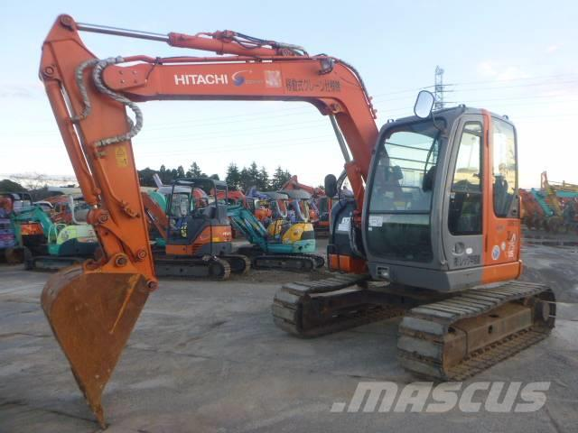 Hitachi ZX 75 US A