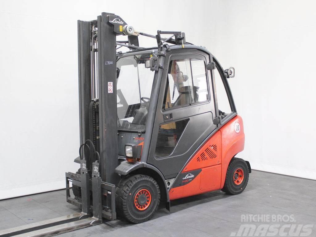 Linde H 20 D-02/600  392