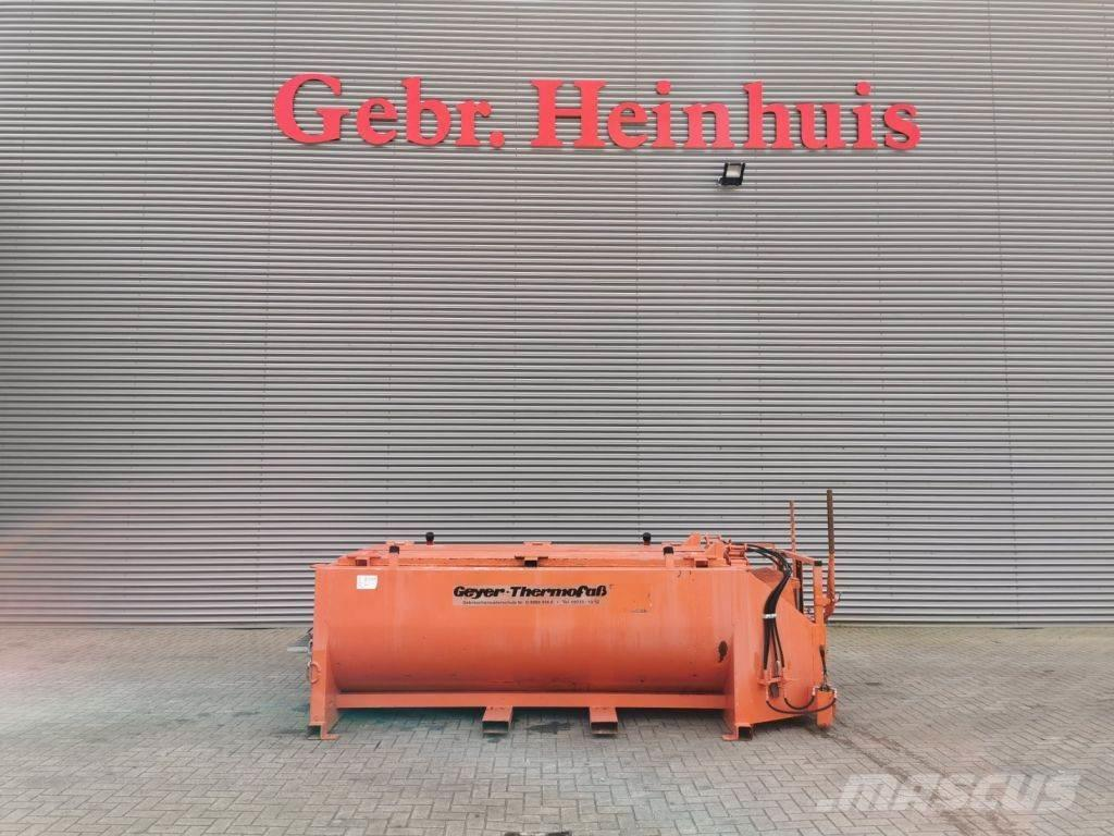 [Other] Geyer - Thermofass 8000 Thermo Asphalt Container 8