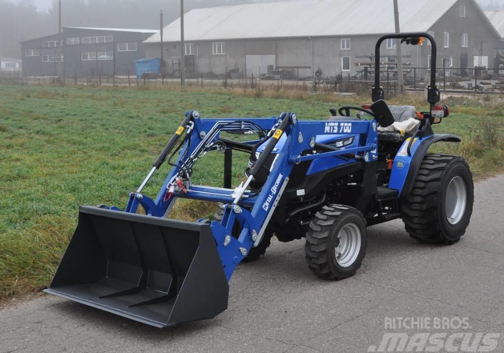 Solis 26 4WD Facelift + front loader 700 kg