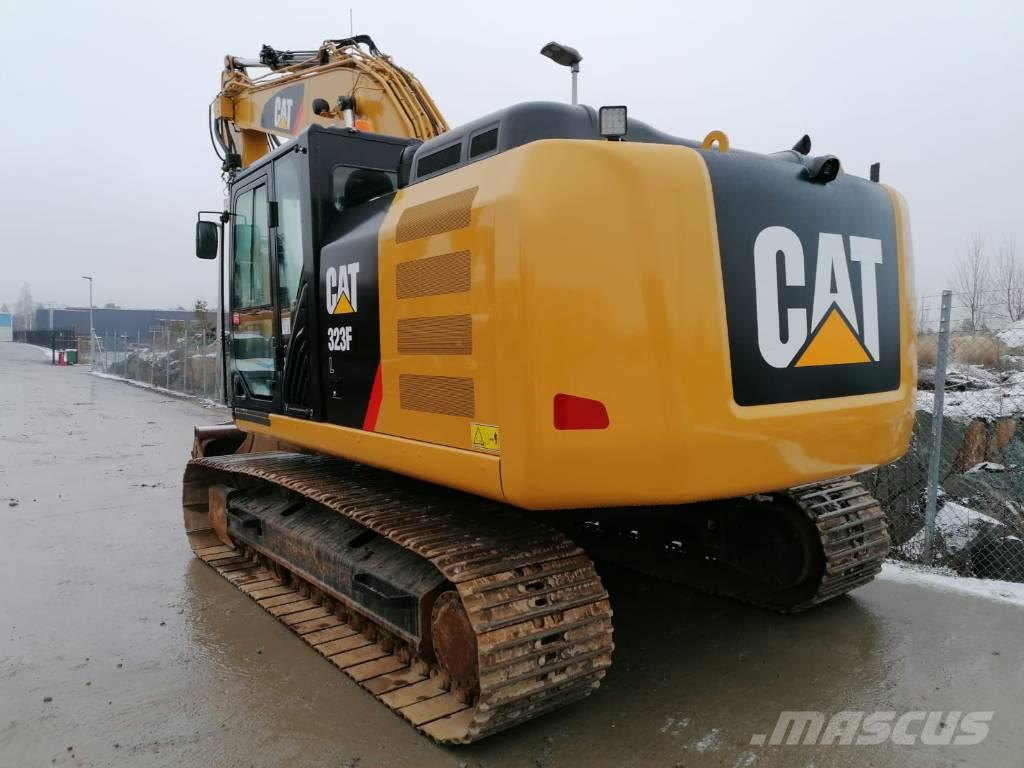 Caterpillar 323FL