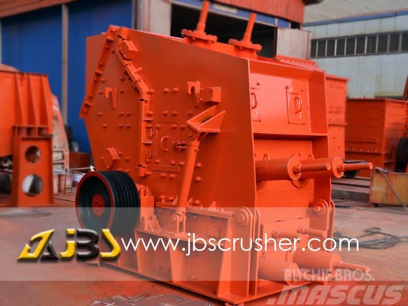 JBS PF1210 impact crusher 80tph crusher production