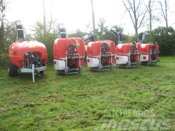 Dragone Trailer sprøjte 2000L 3000L eller 5000L, Växtskyddsprutor
