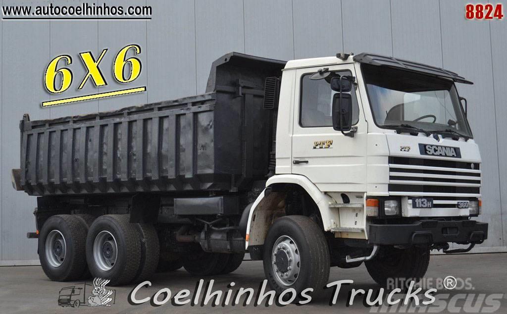 Scania 113 H 360