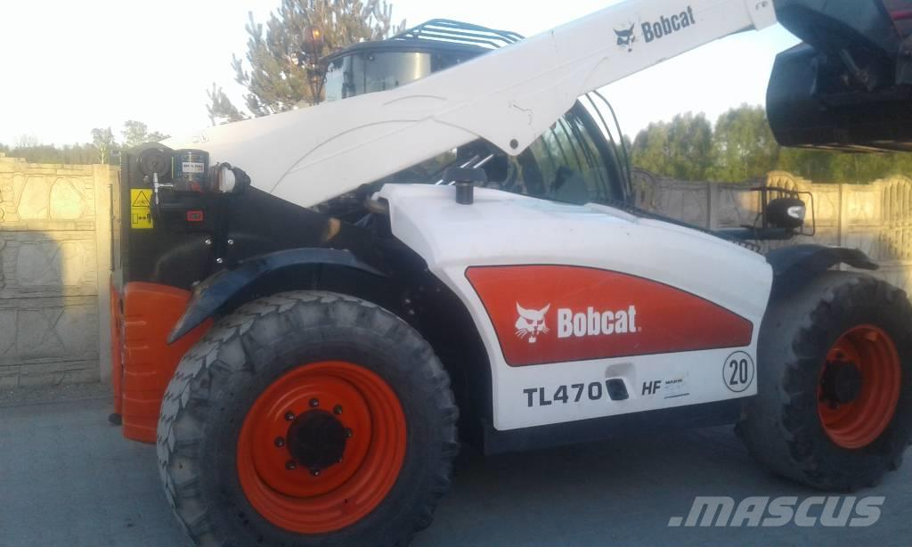 Bobcat 470