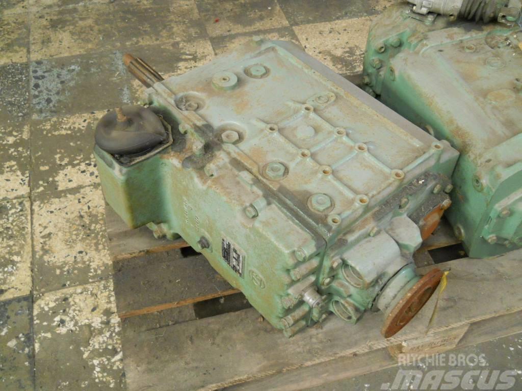 ZF AK 6-90 / AK6-90 MB 2624 LAK, 1972, Växellådor