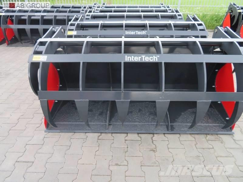 Inter-Tech Łyżko-krokodyl 2m
