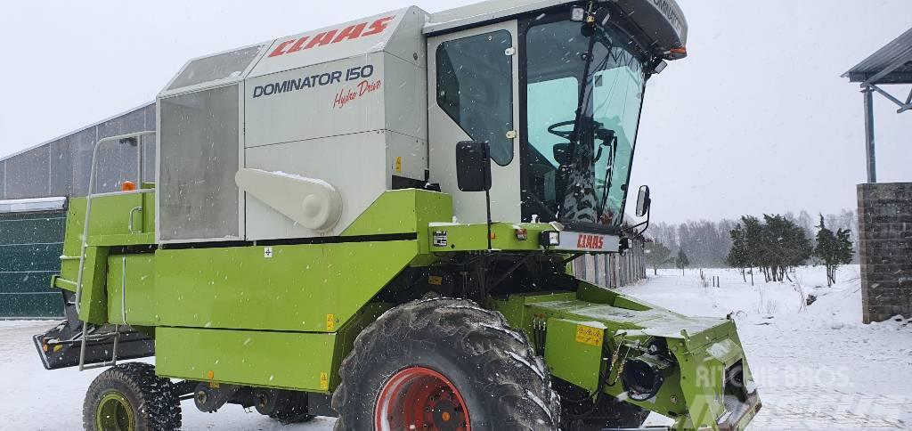 CLAAS Dominator 150 Hydro