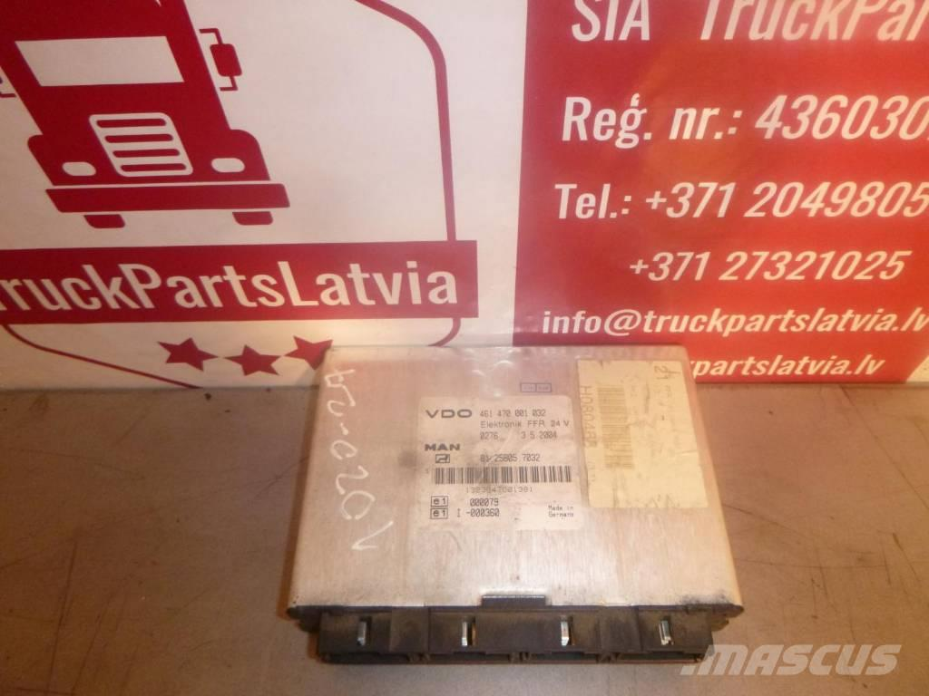 MAN TGA VDO CONTROL UNIT 81.25805.7032