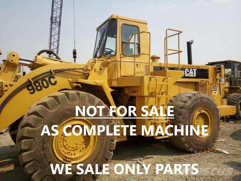 Caterpillar WHEEL LOADER 980C ONLY FOR PARTS