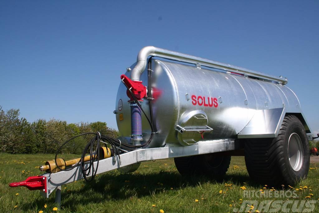 Solus GV12000 gjødselvogn