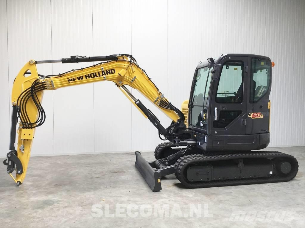 New Holland E60C